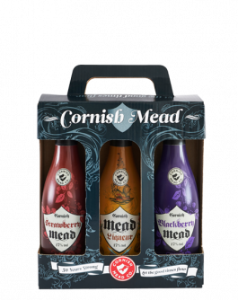 Cornish Mead Gift Pack B