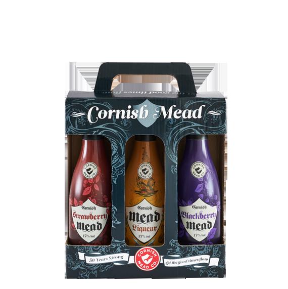 Cornish Mead Gift Pack B