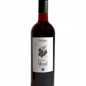 Heligan Blackberry Mead