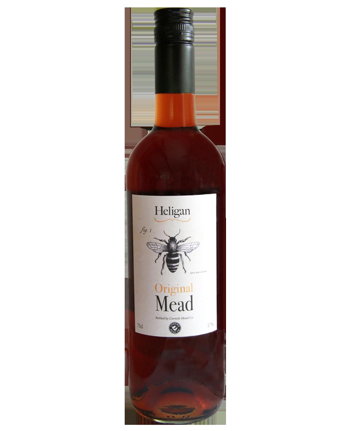 Heligan Original Mead