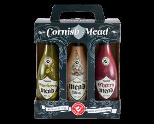 Cornish Mead Gift Packs