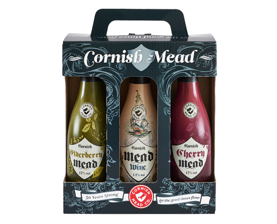 Cornish Mead Gift Packs