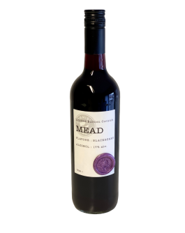Limited Edition Blackberry Mead