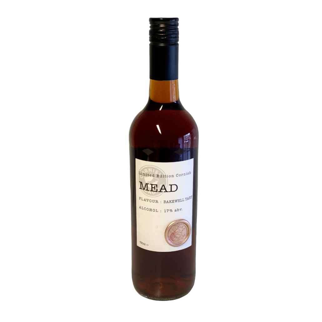 Limited Edition Bakewell Tart Mead